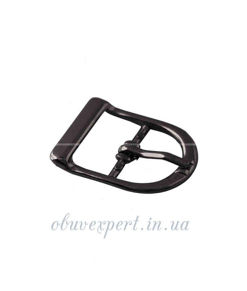 Пряжка 16 мм  Черный никель