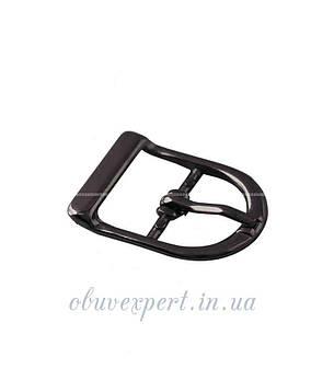 Пряжка 16 мм  Черный никель, фото 2