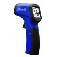 Пирометр с лазерным указателем Flus IR-812 (-50...+800℃) DS: 12:1