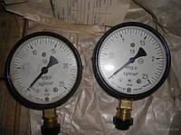 Манометры, вакуумметры, мановакуумметры технические МП3-У, ВП3-У, МПВ3-У, МТП-100, ВТП-100, МВТП-100, ОБМ-100,