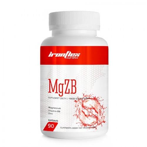 Магний-цинк IronFlex - MgZB (90 таблеток)
