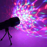 Светодиодный цветной проектор