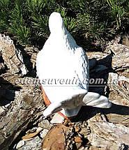 Садовая фигура Голубка, фото 3