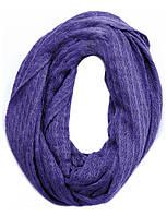 Теплый шарф-снуд в 3х цветах BL43-2343