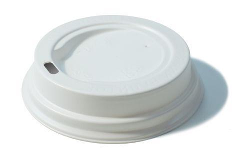 Крышки РЕ 100шт для стаканов бумажных 400(500) мл)