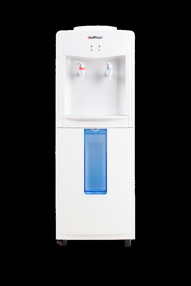 Кулер напольный HotFrost V118F горячая - комнатная вода