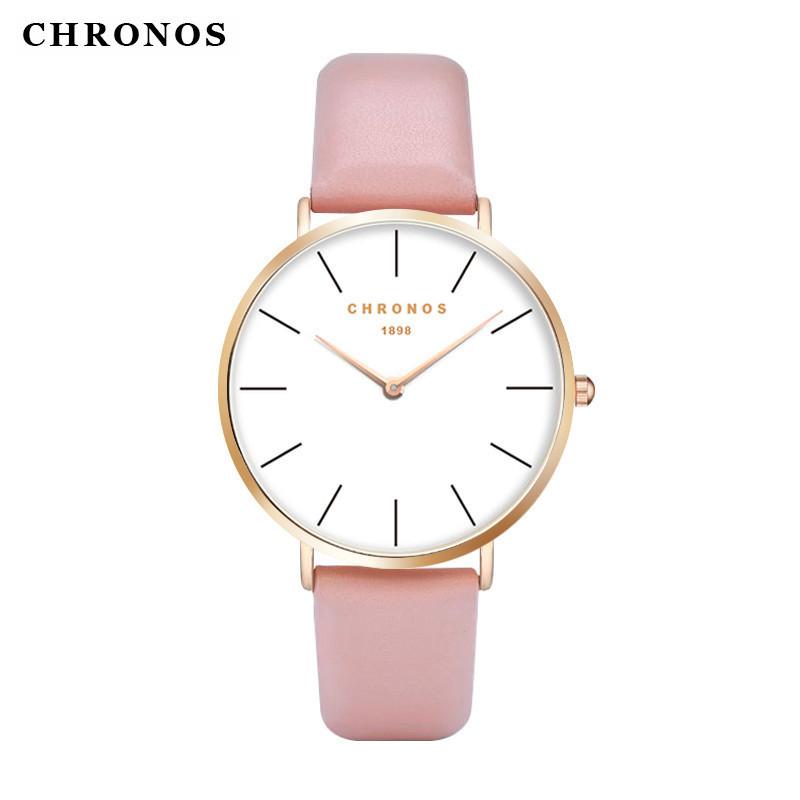 Часы женские Сhronos Pink