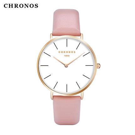 Часы женские Сhronos Pink, фото 2
