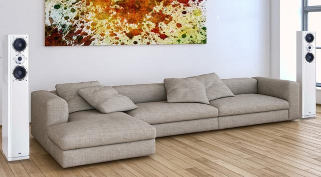 HECO Aleva GT 402 White Home Theater