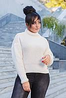 Свитер женский вязаный Турция , фото 1