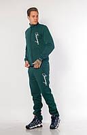 Мужской спортивный костюм теплый, фото 1