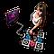 Музыкальный танцевальный коврик X-treme Dance Pad с usb переходником, фото 2