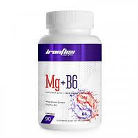 Витамины и минералы IronFlex - MG+B6 (90 таблеток)