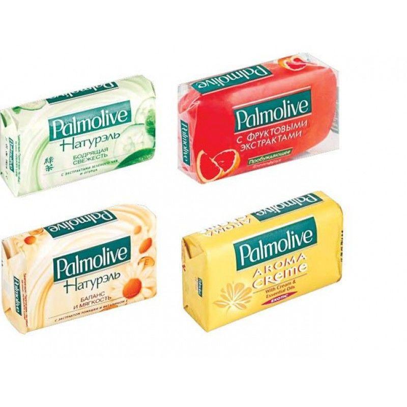 Мыло крем PALMOLIVE 90г в ассортименте