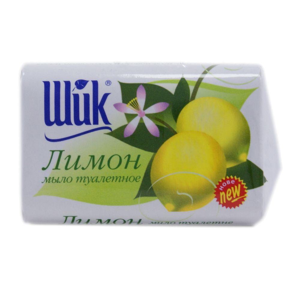 Мыло крем Шик лимон 70г