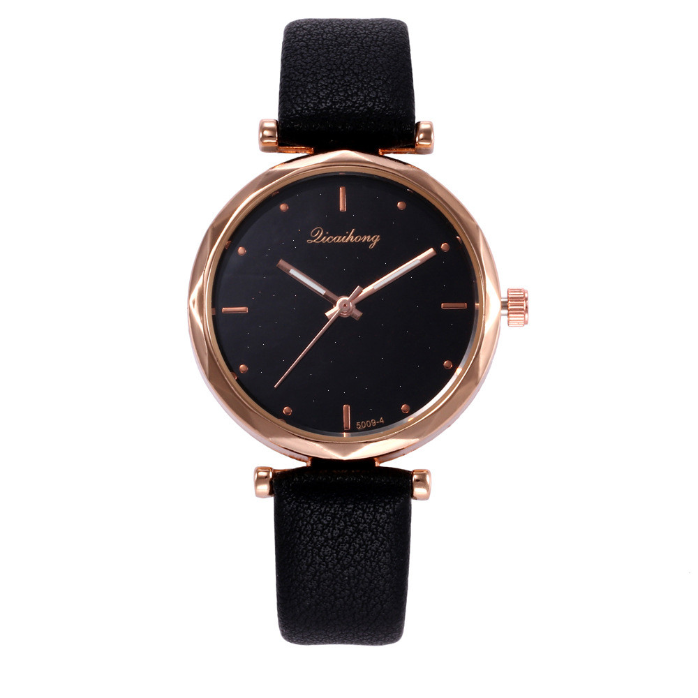 Часы женские Dicaihong Black eps-2026