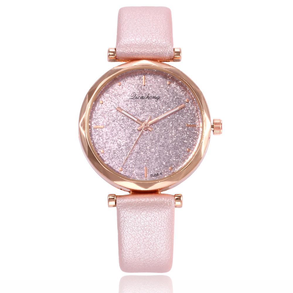 Часы женские Dicaihong Pink