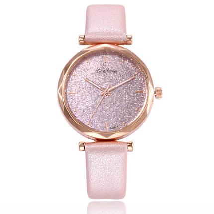Часы женские Dicaihong Pink, фото 2