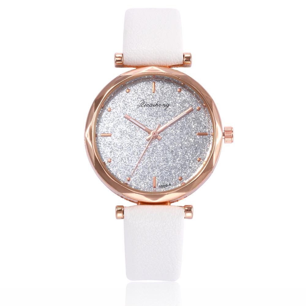 Часы женские Dicaihong White eps-2029