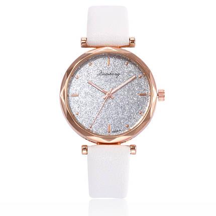 Часы женские Dicaihong White eps-2029, фото 2