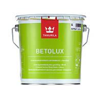 BETOLUX Глянсова фарба для фарбування дерев'яних і бетонних підлог А 2,7 л