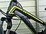 """Велосипед спортивный TopRider 887 24"""" салатовый, фото 4"""