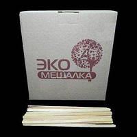 Палочка-мешалка 12см  ЕКО деревянная 1000шт в картонной упаковке (20/я)