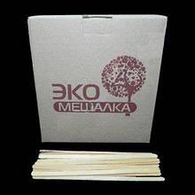 Палочка-мешалка ЕКО 14см в картонной упаковке деревянная 1000шт (20уп/я)