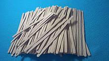 Палочка-мешалка макси 18см деревянная 500шт