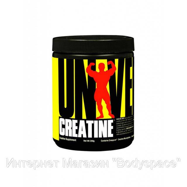 Universal Nutrition, Креатин Creatine Monohydrate Powder, 300 грамм