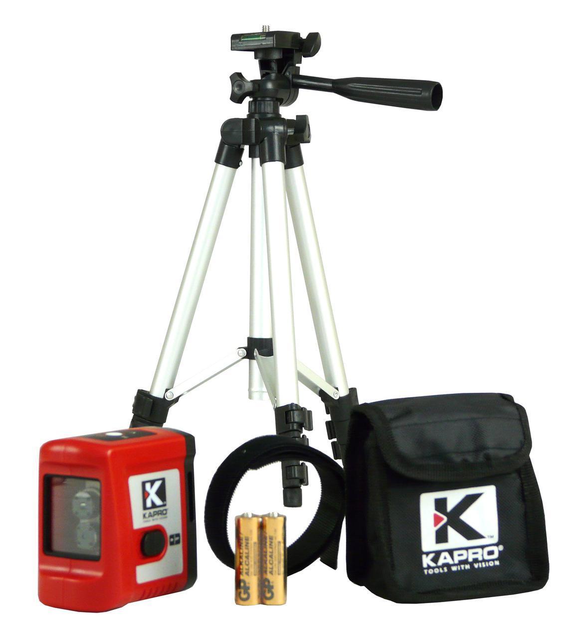 Лазерный нивелир KAPRO KA862