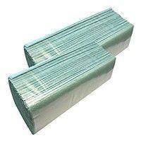 Полотенце-вкладыш Z-BEST V-сложенные 25*23 150шт зеленые