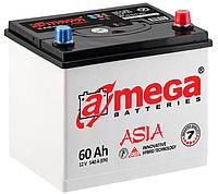 Автомобильный аккумулятор A-MEGA ASIA (M7) 6ст - 60 Ah 540 A (+слева)