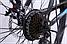 "Велосипед спортивный TopRider G35 26"" синий, фото 4"