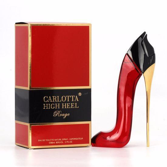 Carlotta High Heel Lady Rouge edt 80ml