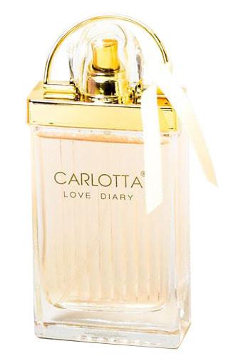 Carlotta Love Diary edt 75ml