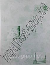 Мрамор с фото зеленый 250х6000х8 мм. Пластиковые панели (ПВХ) с термопереводной печатью Brilliant