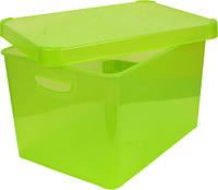 Ящик для хранения Deco's Colors 23л микс