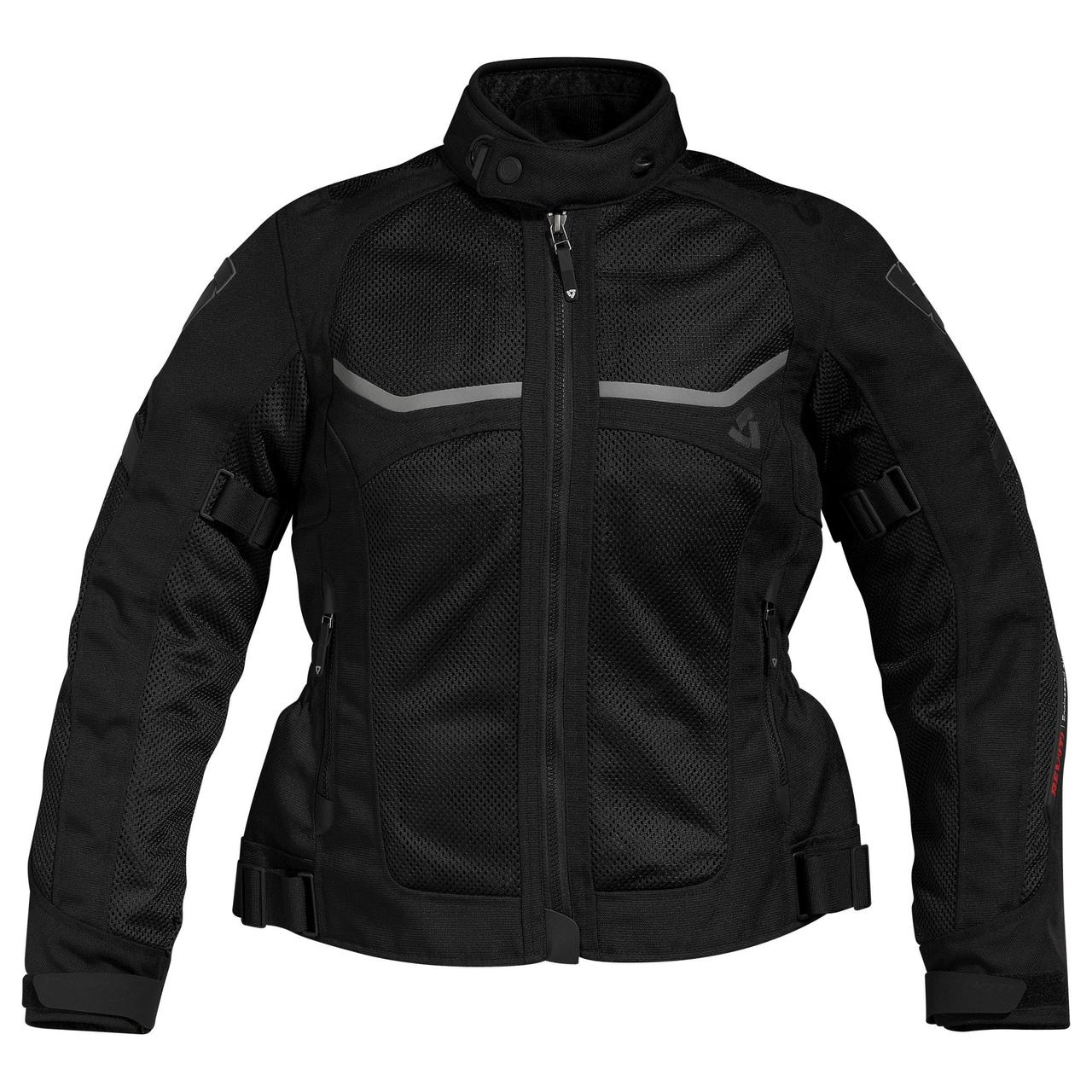 Мотокуртка Revit Tornado LADIES р. 34 black
