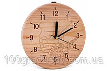 Часы настенные для предбанника SAWO 532-Р