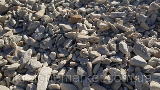Подільський камінь галька тремоліт 10-20