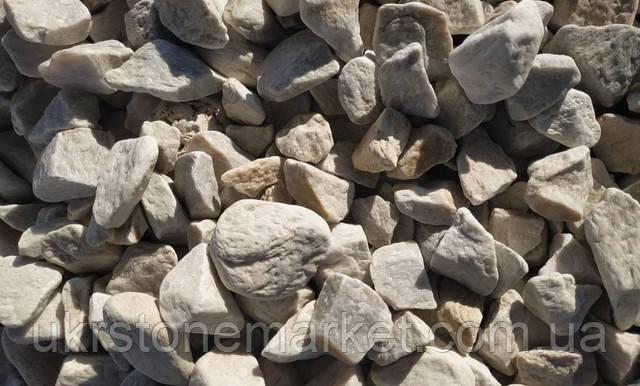 Подільський камінь галька тремоліт 20-30