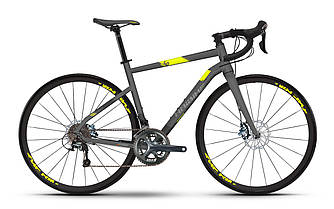 """Велосипед шоссейный Haibike SEET Race 4.0 28"""", рама 50см, 2018 серого цвета"""