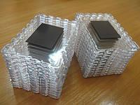 "Заготовка к Акриловому магниту на холодильник ""Марка"" 78 х 52 мм, фото 1"