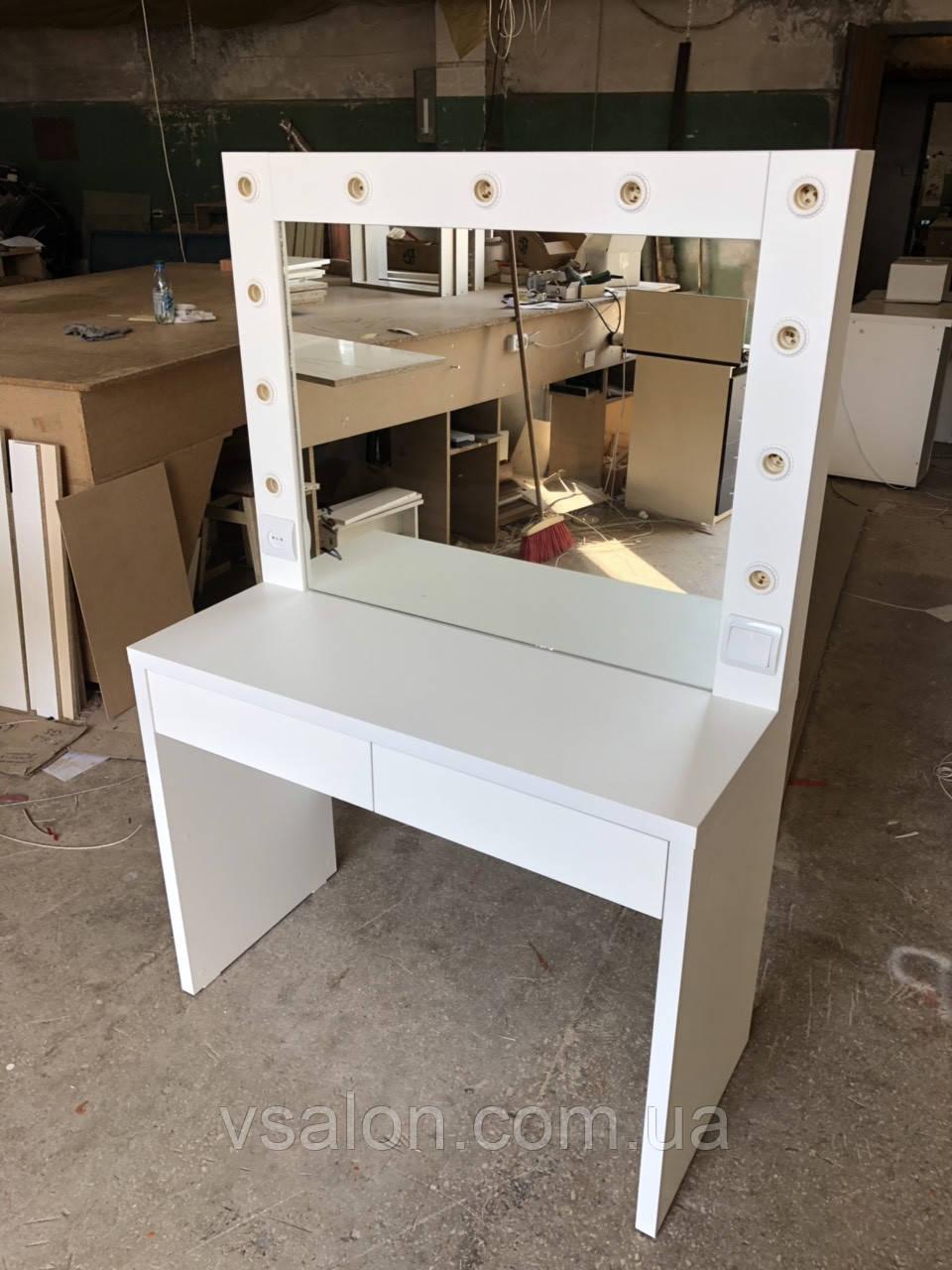Стол и зеркало для макияжа V305
