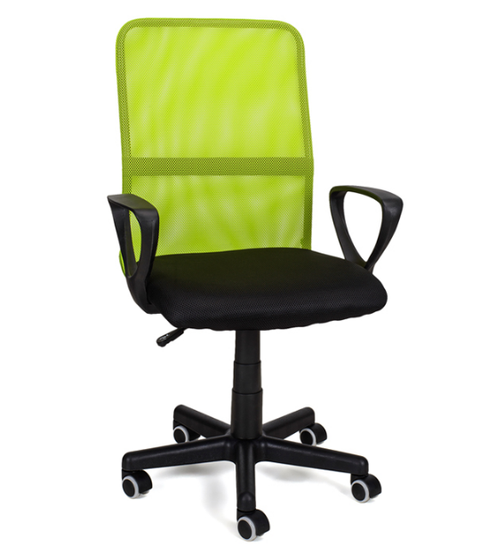 Комп'ютерне крісло офісне XENOS JUNIOR Салатова