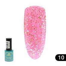 Гель лак New Diamond 10 10мл Global Fashion