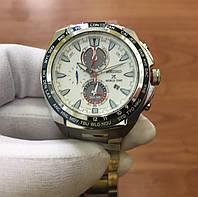 Seiko Solar Chronograph World Time-SSC485P1, фото 1
