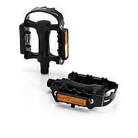 Педали XLC PD-M01, 300 гр, черного цвета / педали велосипедные