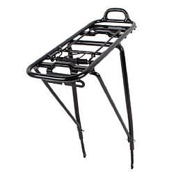 """Багажник XLC Atranvelo City 24""""-29"""", черного цвета / багажник на велосипед"""